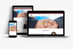 Site Internet pour TL Notaires
