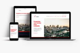 Site Internet pour V3 Digital