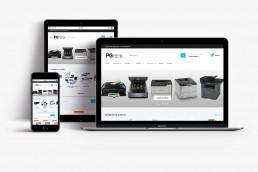 Boutique en ligne Shopify PG Tech